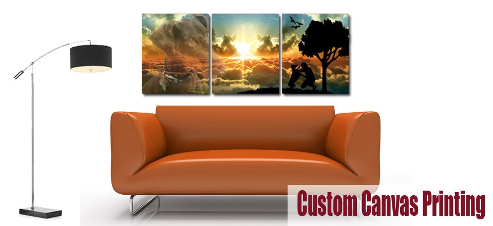 custom canvas printing